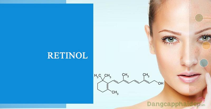Retinol - Thành phần quan trọng có trong kem dưỡng trắng da Neova Matrix Active Retinol