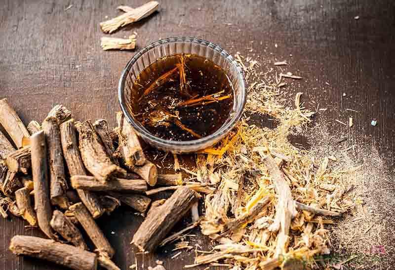 Chiết xuất rễ Cam Thảo