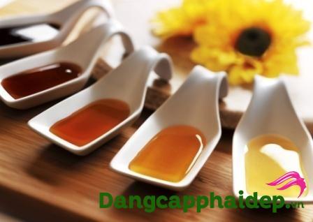 Bí quyết thải độc detox bằng mật ong