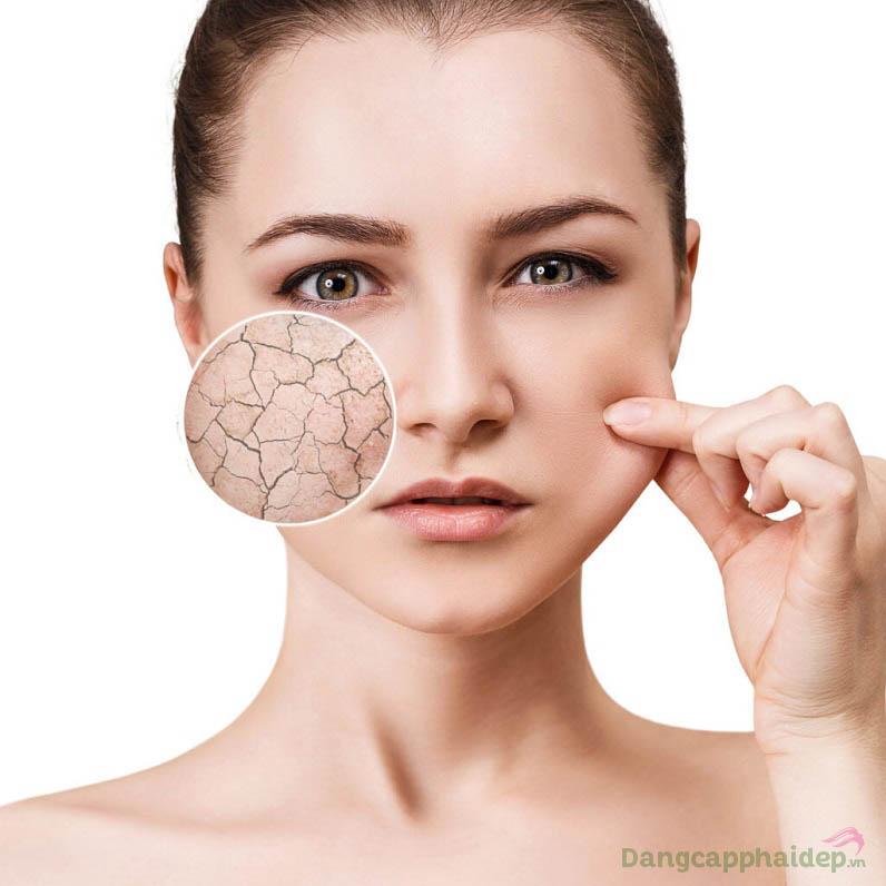 Da khô, da lão hóa, da sau điều trị thẩm mỹ đều thích hợp sử dụng mặt nạ ngủ của Image