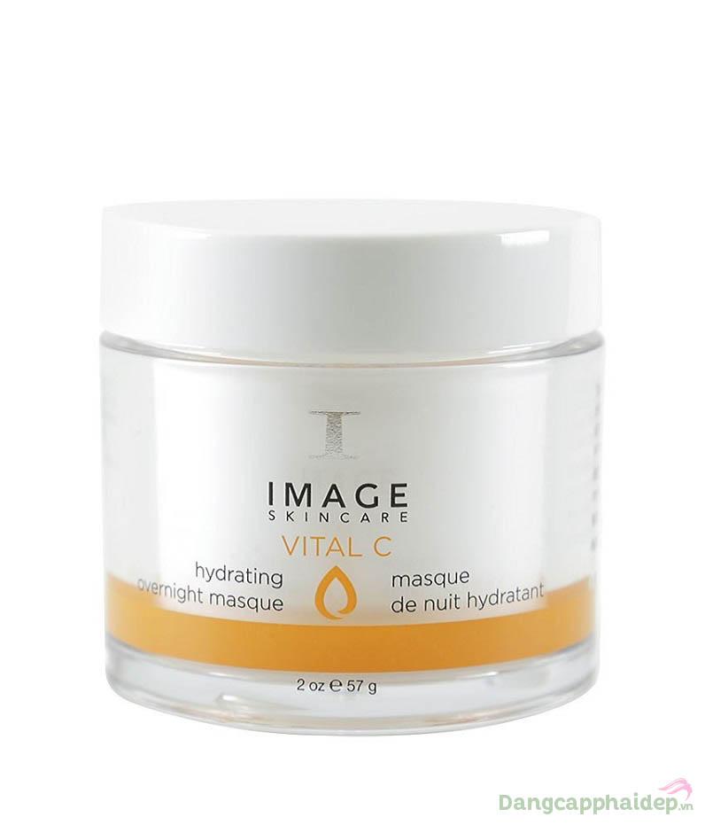 Image Vital C Hydrating Overnight Masque 57ml – Mặt Nạ Ngủ Dưỡng Ẩm Cao Cấp Của Mỹ