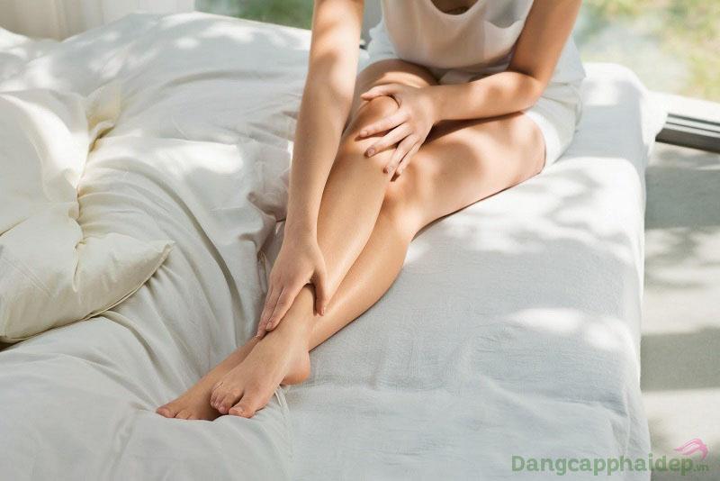 Làn da tươi mát, dễ chịu và thoải mái tức thì khi sử dụng Neova After Sun Body Repair