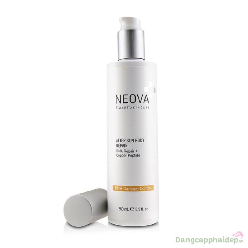 """Neova After Sun Body Repair là """"giải pháp"""" tốt nhất để phục hồi da tổn thương do cháy nắng hoặc sau điều trị laser"""