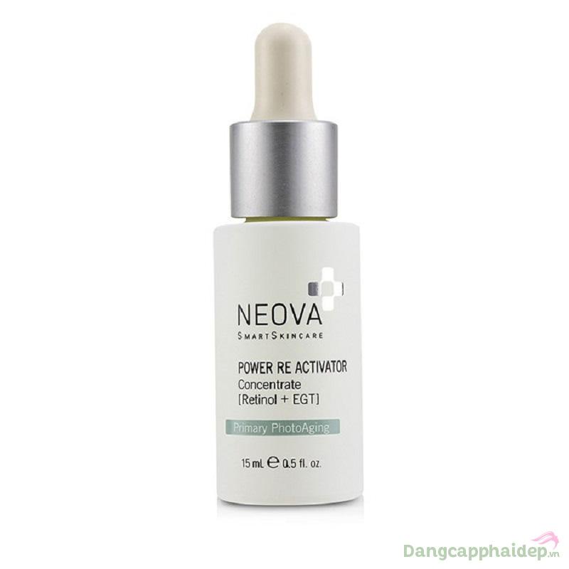Serum xóa nhăn, sửa chữa làn da không đều màu Neova Power Re Activator