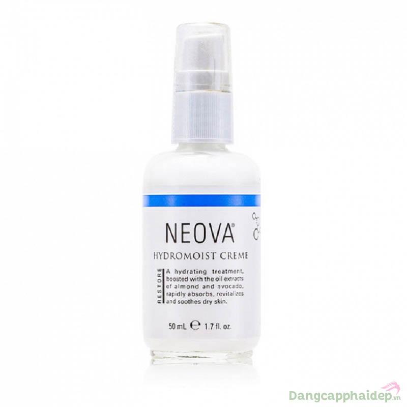 Muốn da mềm mịn, căng mượt...đừng bỏ qua kem dưỡng ẩm Neova HydroMoist Creme