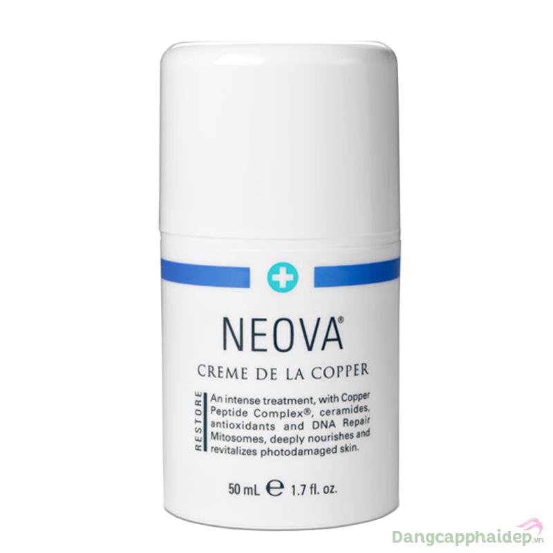 Kem dưỡng ẩm chống lão hóa da cao cấp Neova Creme De La Copper