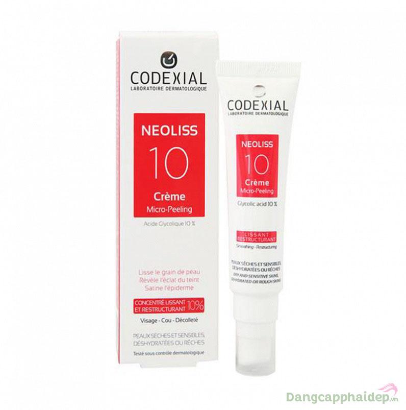 Sử dụng kem dưỡng sáng chống lão hóa Codexial Neoliss 10 Cream – Bước chăm sóc da hoàn hảo tại nhà