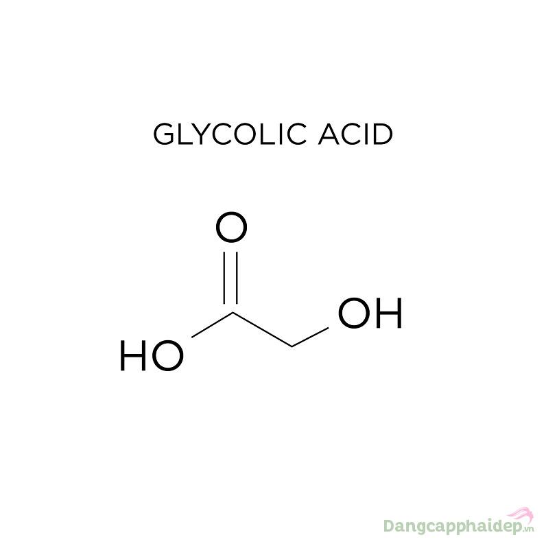 """Glycolic acid - thành phần """"vàng"""" trong làng skincare"""