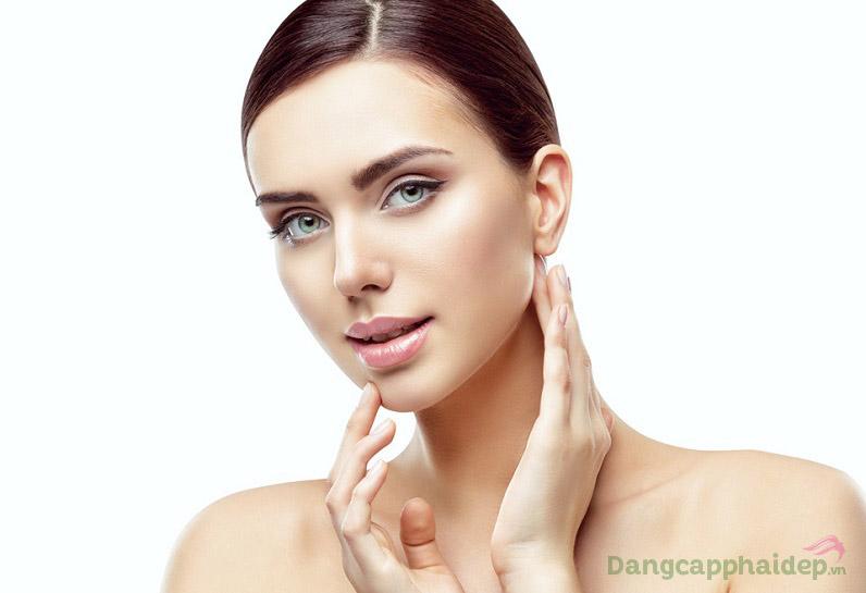 Da mặt sạch bong, sáng mịn và trẻ trung hơn sau khi dùng Codexial Neoliss 10 Cream