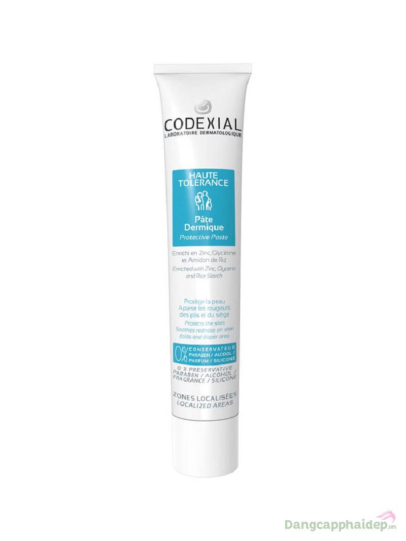 Codexial Protective Paste 50ml – Kem giảm kích ứng và hăm da dành cho trẻ nhỏ, người lớn tuổi
