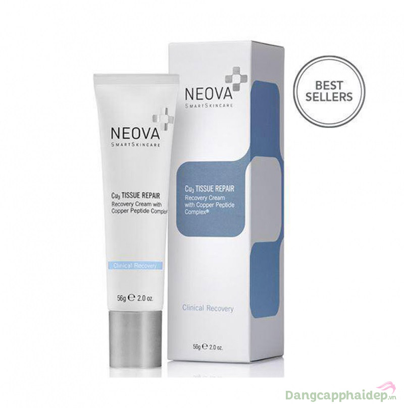 """Neova Cu3 Tissue Repair là """"giải pháp"""" tốt nhất để chăm sóc và phục hồi da sau tổn thương"""
