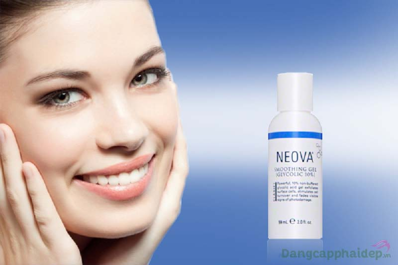 Neova Smoothing Gel không chỉ tẩy tế bào chết hiệu quả mà còn hơn thế nữa