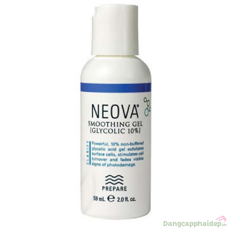 Kem tẩy tế bào chết Neova Smoothing Gel