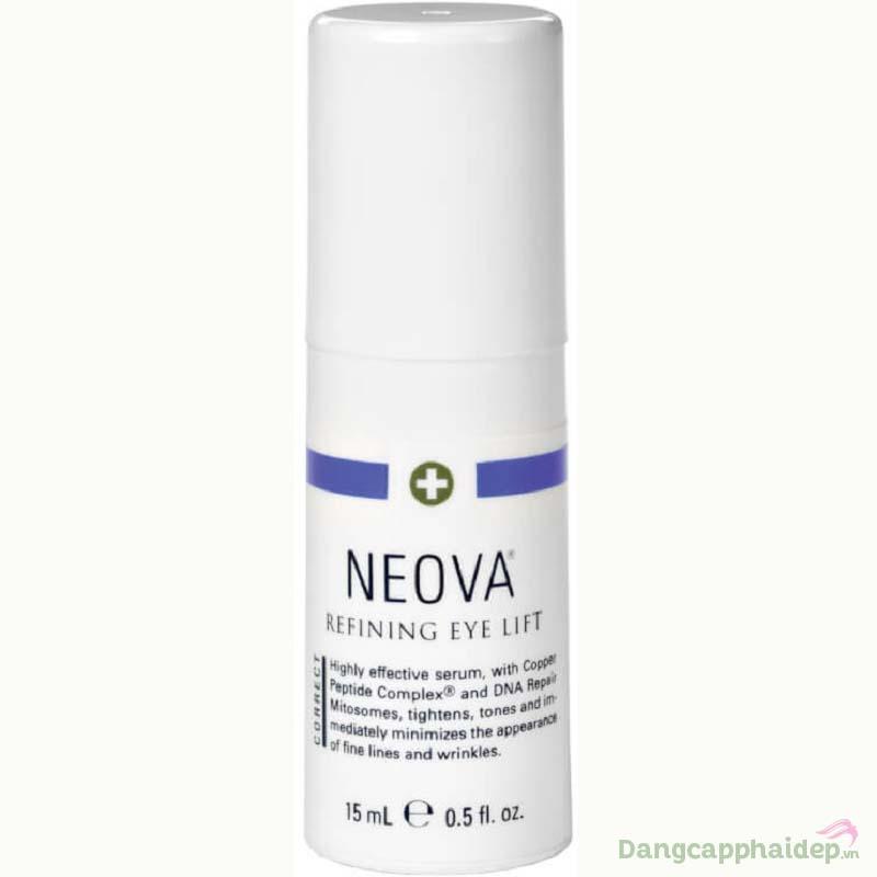 Kem xóa nếp nhăn vùng mắt Neova Refining Eye Lift cao cấp đến từ Mỹ