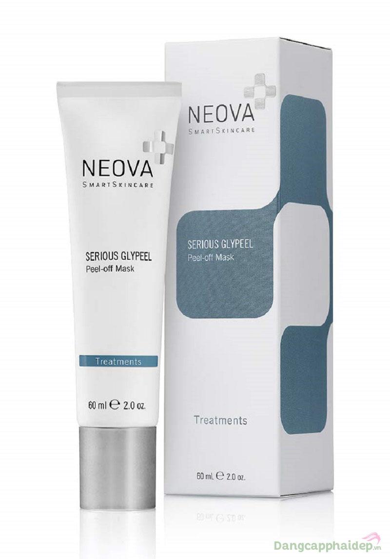 Neova Serious GlyPeel Peel-Off Mask 60ml – Mặt Nạ Tẩy Tế Bào Chết Cao Cấp Mỹ