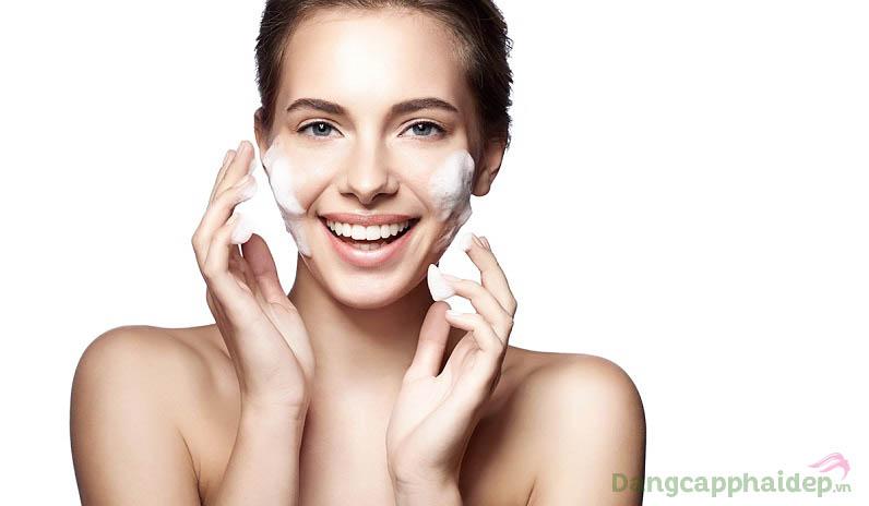 Chọn được dòng sữa rửa mặt tốt giúp bạn có 1 làn da khỏe đẹp mỗi ngày
