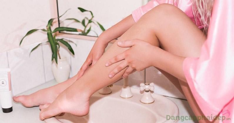 Sản phẩm dành cho da thường, da khô gặp tình trạng khô sần, giảm độ sáng...