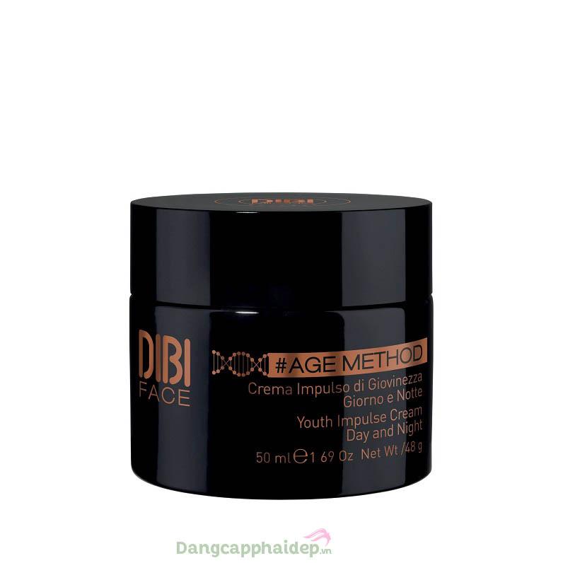 Dibi Age Method Youth Impulse Cream Day & Night 50ml – Kem Dưỡng Trẻ Hóa Da Ngày Đêm