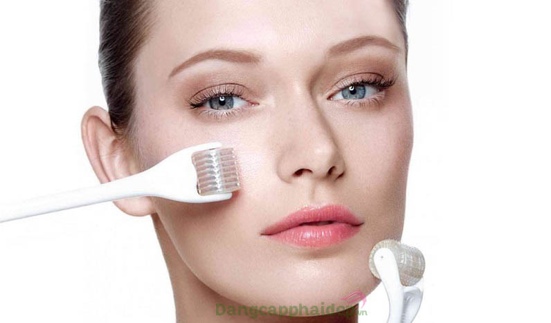 Nên sử dụng sản phẩm sau điều trị thẩm mỹ, da hư tổn do môi trường, hóa chất, mỹ phẩm...