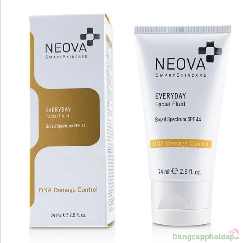 Rất nhiều khách hàng phản hồi tích cực sau khi dùng kem chống nắng Neova DNA Damage Control Everyday SPF44
