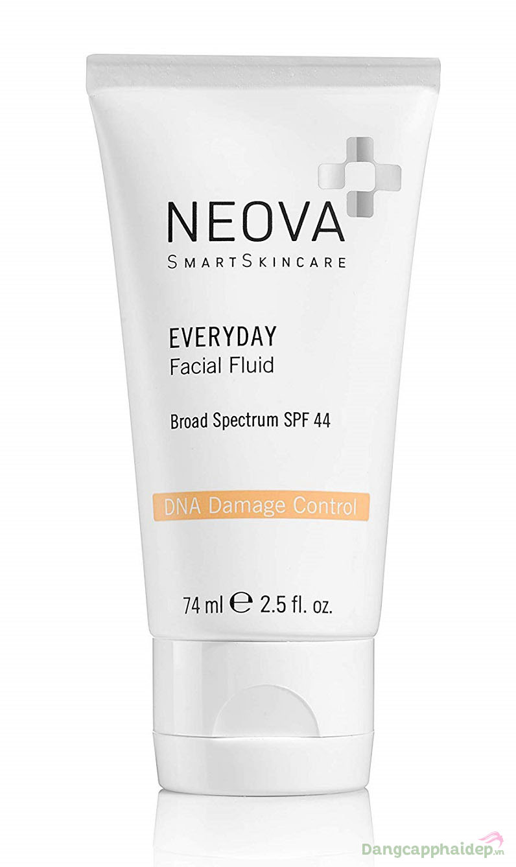 Kem chống nắng bảo vệ da Neova DNA Damage Control Everyday SPF44