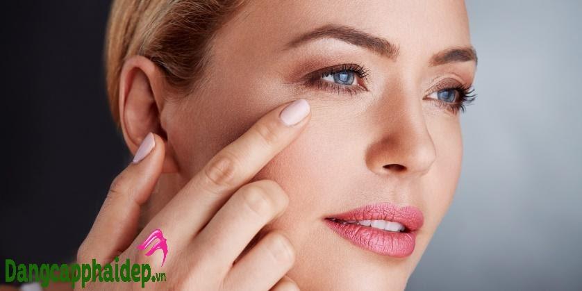 giảm thâm vùng mắt