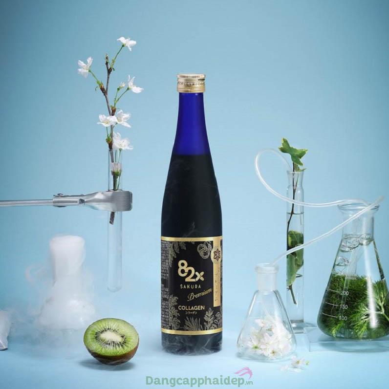 82x Sakura Collagen Premium – Nước Uống Collagen Số 1 Nhật Bản