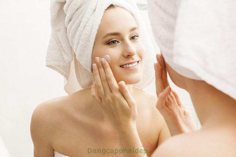 Chăm chỉ thực hiện các bước chăm sóc da để sở hữu làn da đẹp hoàn hảo