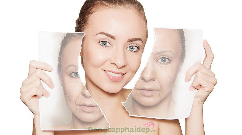 Sản phẩm tái tạo làn da căng mượt, tươi tắn chỉ sau vài tuần sử dụng