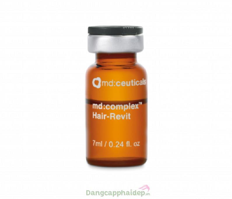 Tiêm mọc tóc và chống rụng tóc Md:Ceuticals Md Complex Hair-Revit