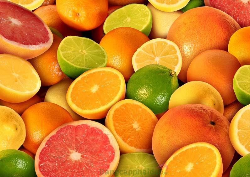 Chứa Ascorbic acid (vitamin C)