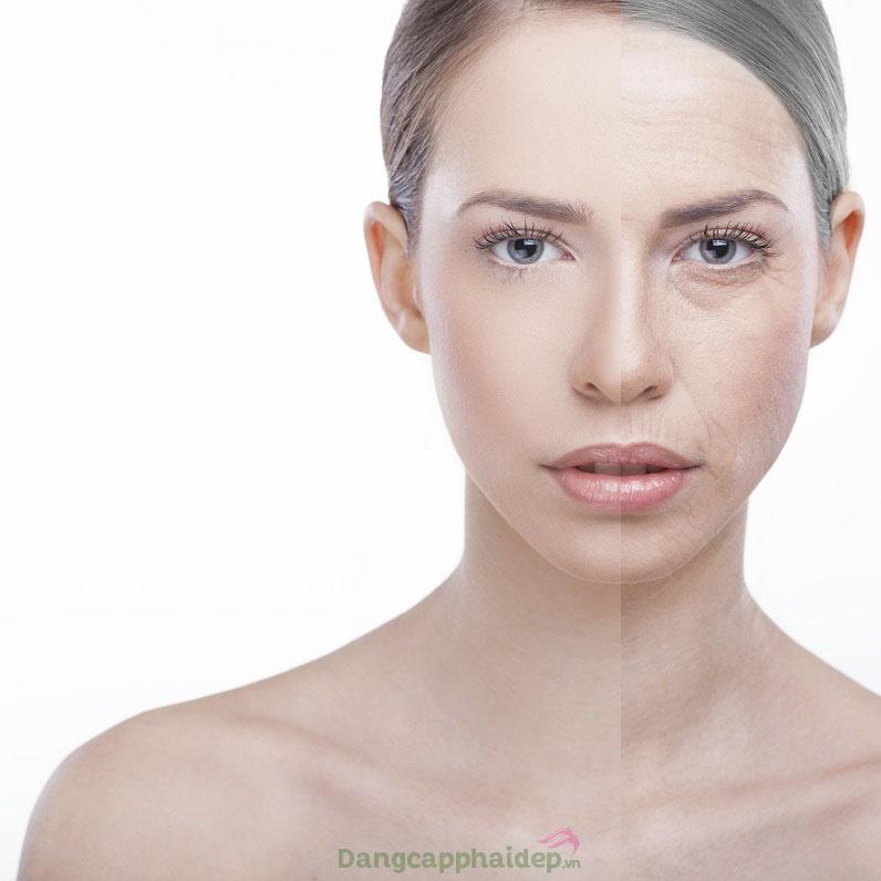 Nếu làn da xuất hiện các dấu hiệu lão hóa hãy sử dụng ngay Md Cocktail SkinBooster Antiage Peptides