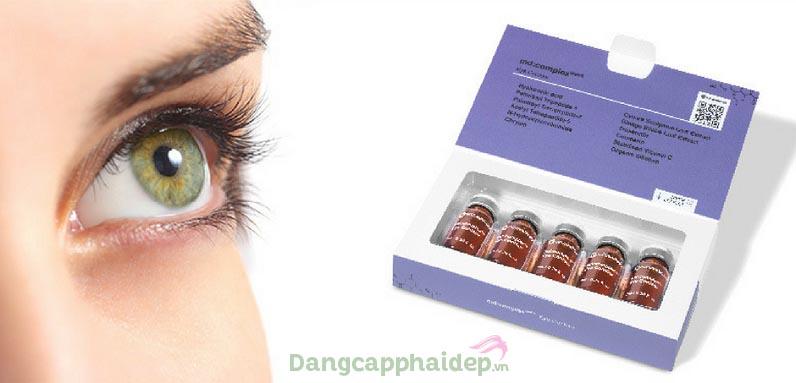 Sản phẩm dành cho vùng da mắt mỏng manh xuất hiện nếp nhăn, quầng thâm, bọng mắt...