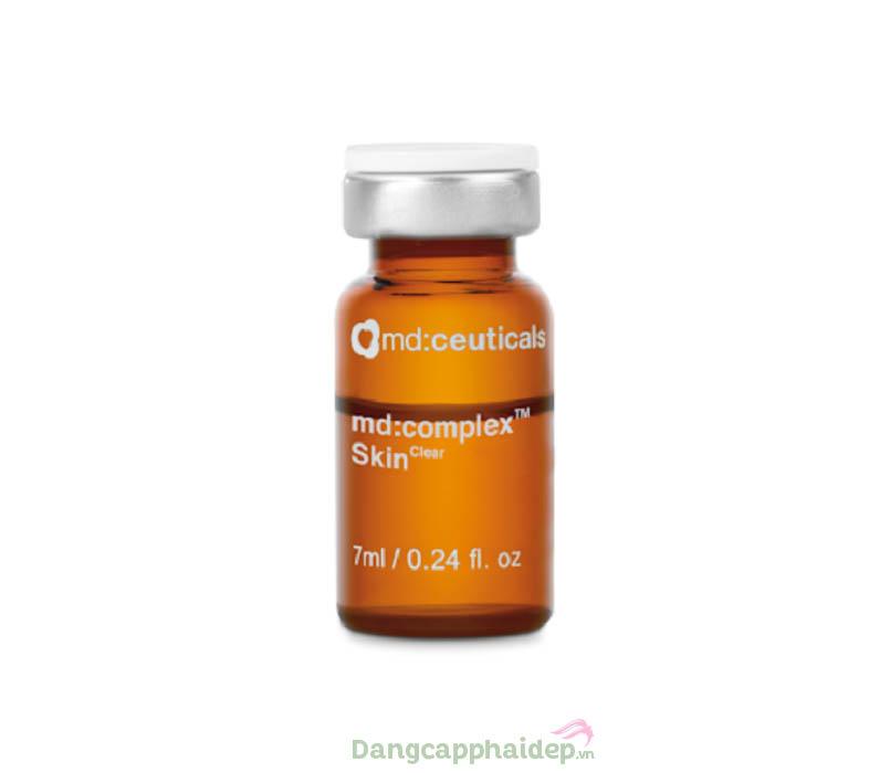 Tiêm trị mụn Md:ceuticals Md Complex Skinclear