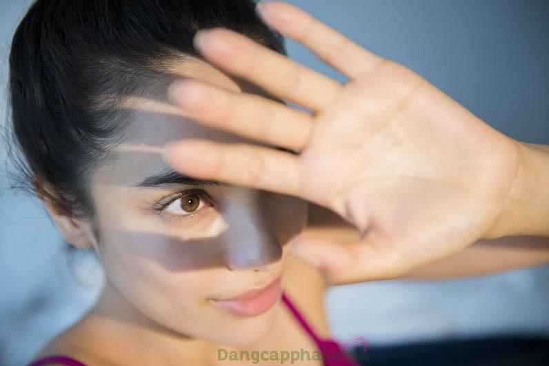 Sản phẩm bảo vệ da chống lại tác hại từ tia cực tím