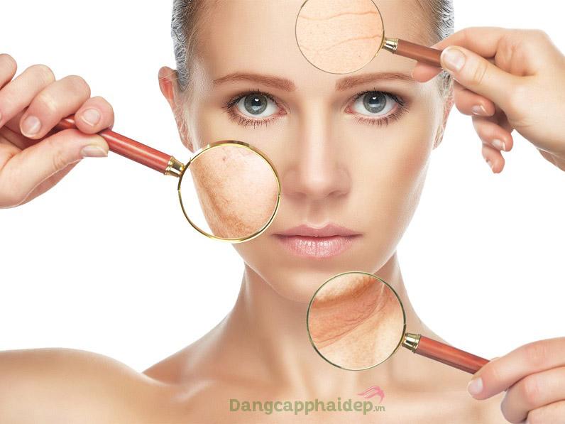 Tia cực tím là một trong những nguyên nhân chính khiến làn da lão hóa sớm