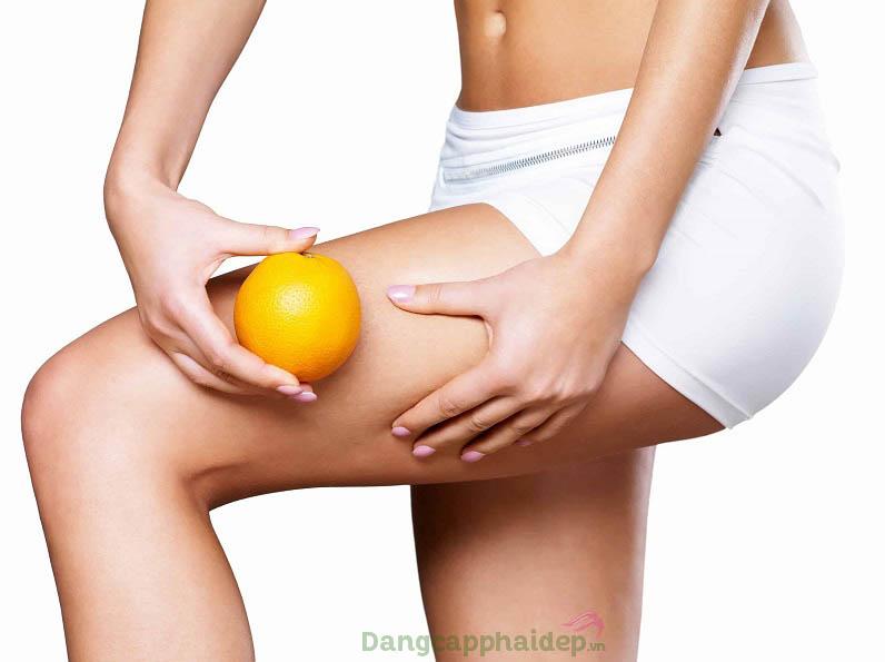 Làm sao để khắc phục hiệu quả tình trạng da sần vỏ cam?