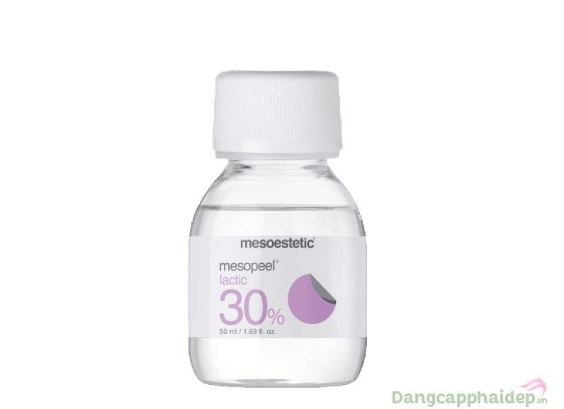 Mesoestetic Mesopeel Lactic 30% - Peel Điều Trị Da Khô, Da Nhạy Cảm