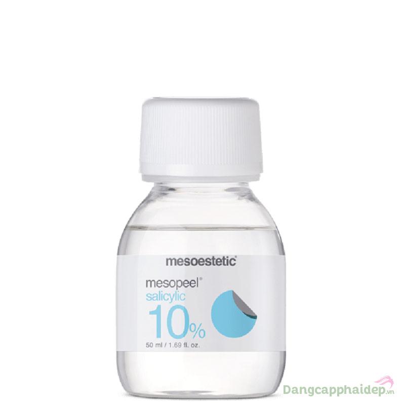Peel điều trị da mụn Mesoestetic Mesopeel salicylic 10%
