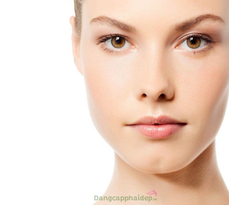 Vực dậy sức sống tươi mới, căng bóng mịn màng cho làn da sau bước đắp mặt nạ Mesoestetic Post-peel Crystal Fiber Mask