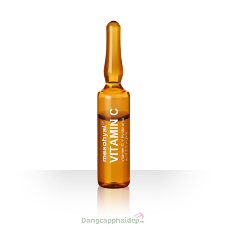 """Mesoestetic Mesohyal Vitamin C chính là """"giải pháp"""" hữu hiệu khắc phục các dấu hiệu lão hóa da"""