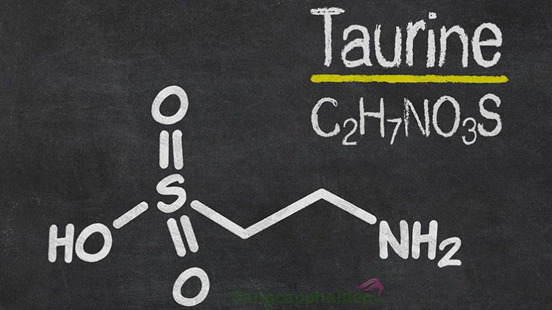 Taurine là thành phần mang lại nhiều tác dụng chăm sóc da hữu hiệu