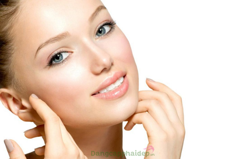 Tái tạo da căng mịn, săn chắc và tươi trẻ hơn sau thời gian sử dụng sản phẩm