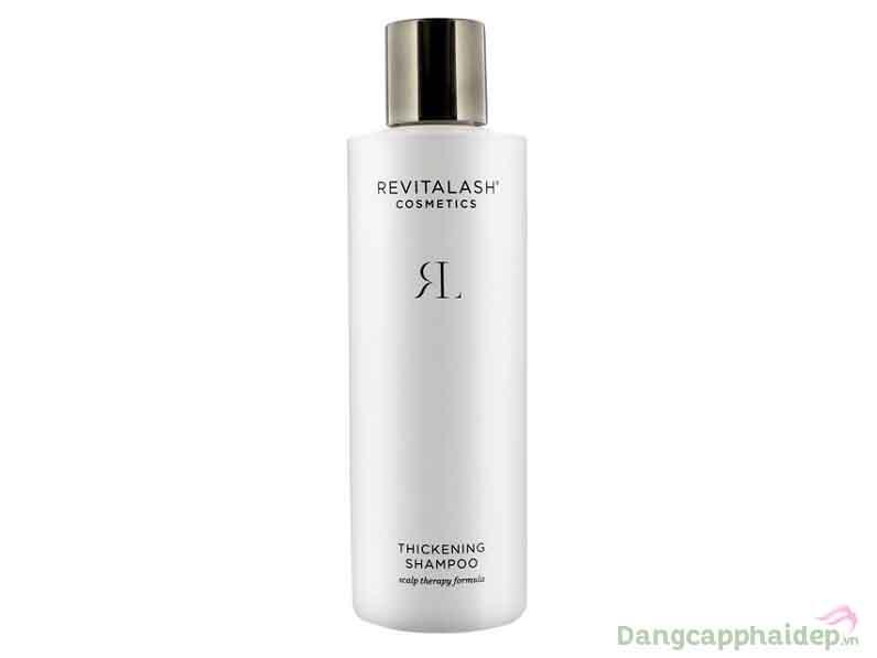 Phục hồi tóc hư tổn, trị rụng tóc hiệu quả với dầu gội RevitaLash Thickening Shampoo.
