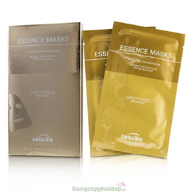 Swissline Essence Masks Phyto Cell Infusion Mask – Mặt Nạ Tế Bào Gốc Chống Lão Hóa Da