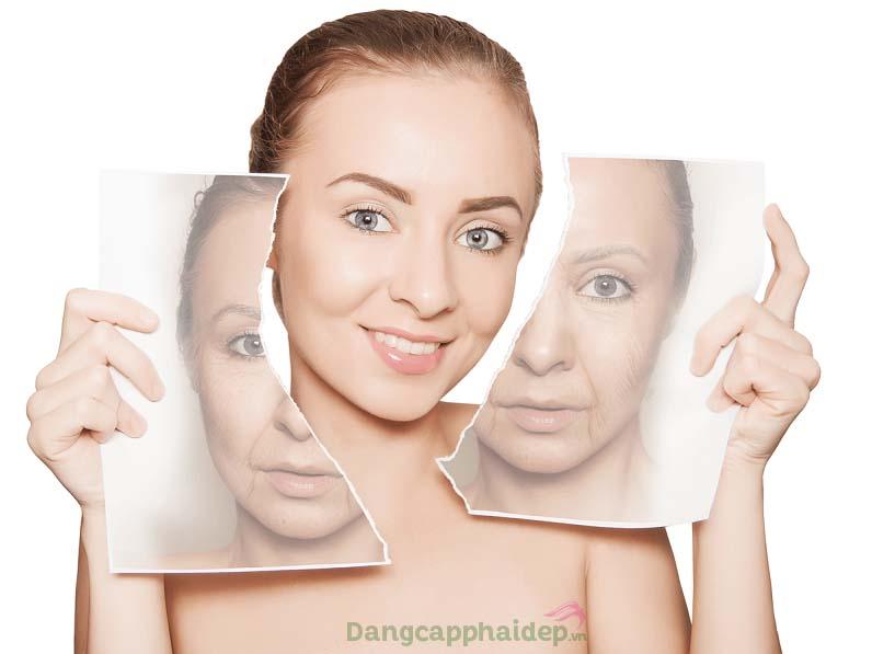 Muốn đẩy lùi lão hóa, khắc phục da khô sần, nhăn nheo...hãy bắt đầu sử dụng mặt nạ Resurfacing Infusion Mask