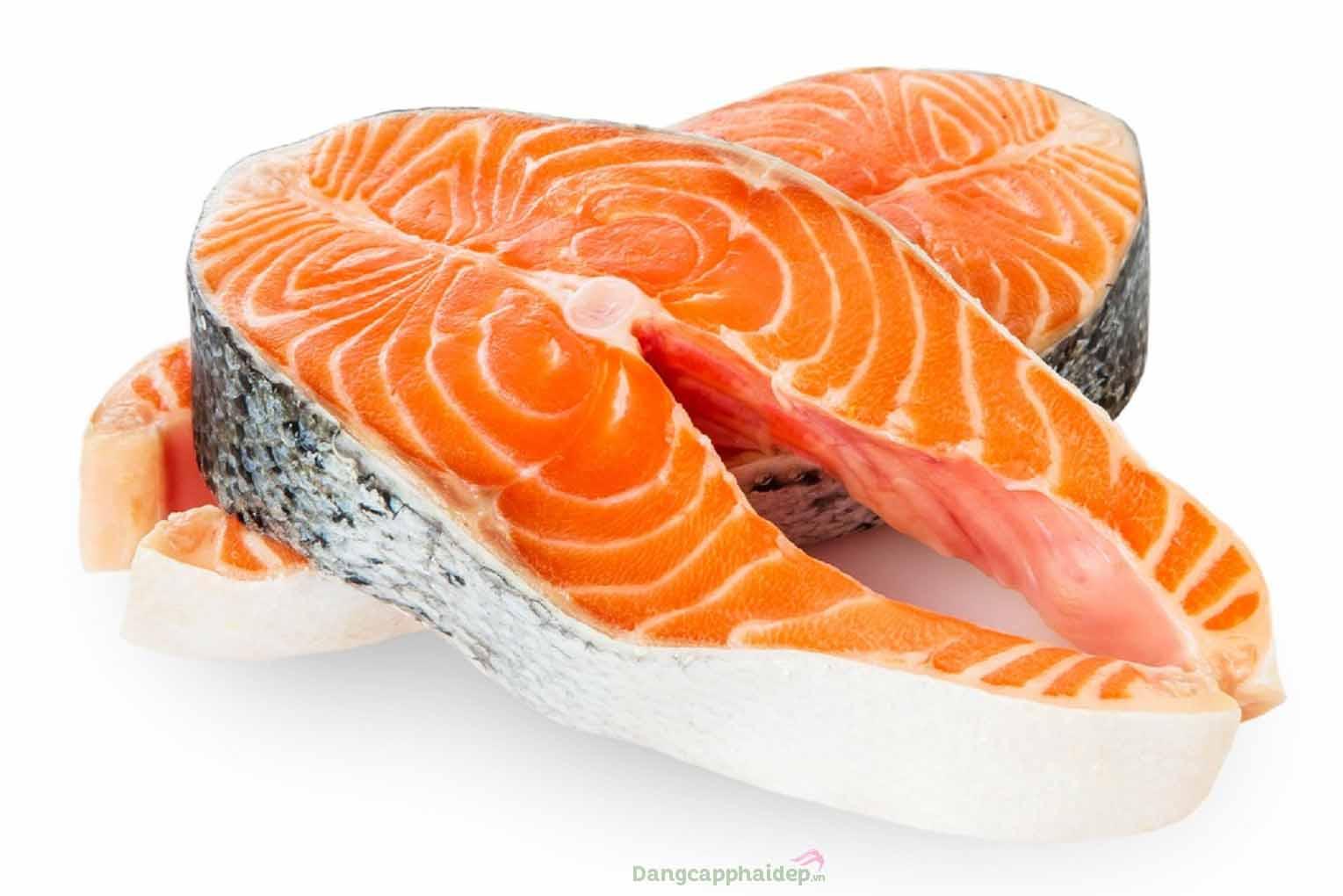 Cá hồi là thực phẩm dinh dưỡng dành cho cả gia đình bạn