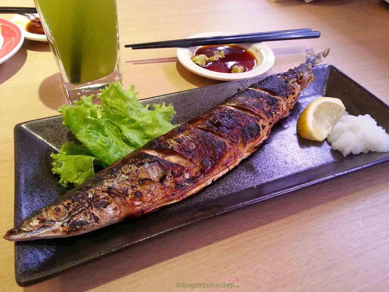 Cá thu đao Nhật Sanma