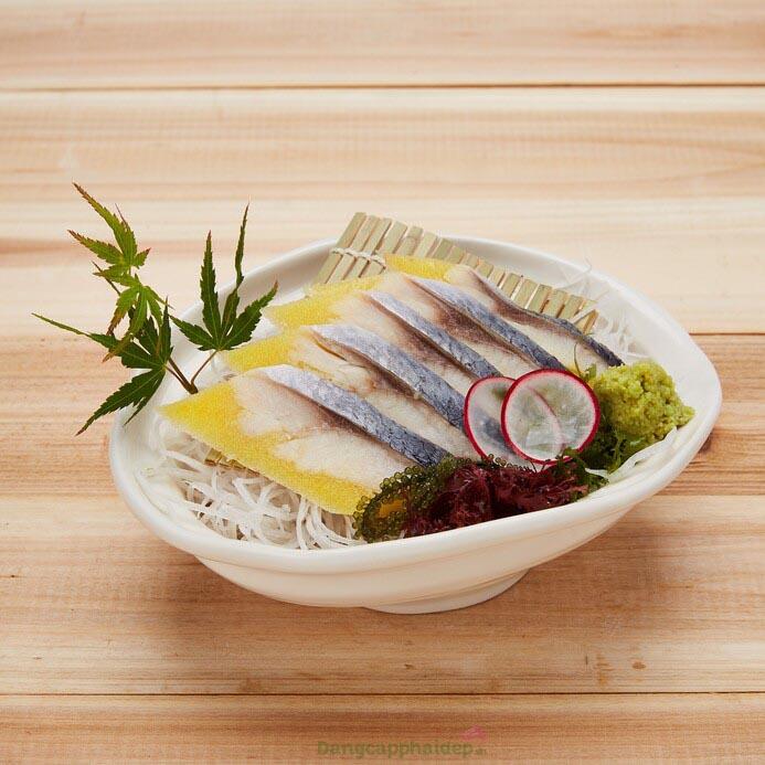 Cá Trích Ép Trứng Nhật Bản - Komochi Nishin