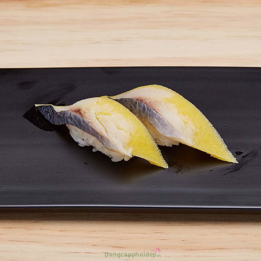 Cá trích ép trứng có thể ăn sống trực tiếp, làm Sashimi hoặc các món trong sushi.